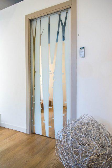 drzwi przesuwne szklane do salonu