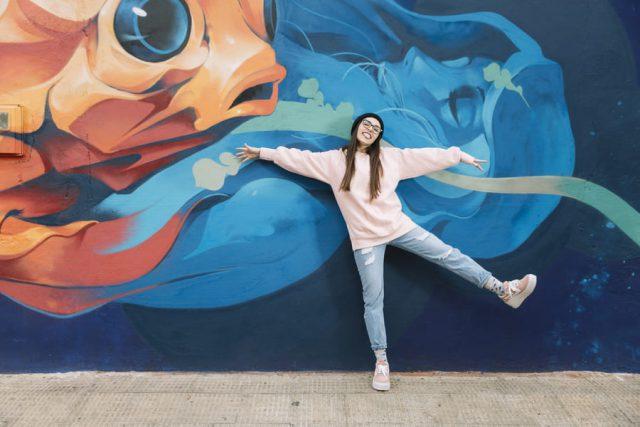 dekoracyjne malowanie ścian - ozdobne malowanie ścian