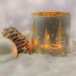 Świąteczna świeczka dla Twojego wnętrza